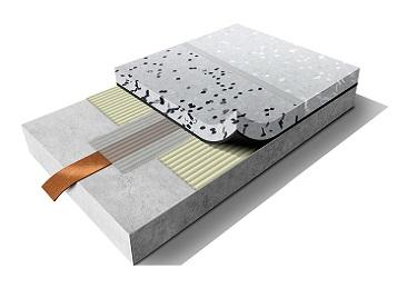 sàn chống tĩnh điện