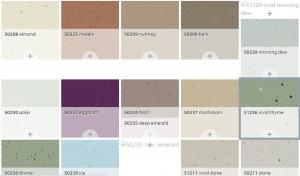 Màu sắc sàn kháng khuẩn