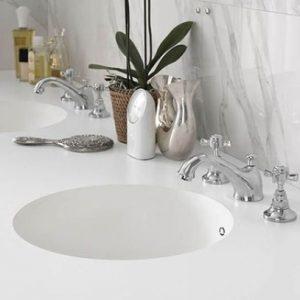 Chậu lavabo đá Solid Surface dòng Montelli®