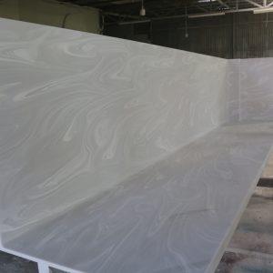 Đá Solid Surface màu Gray Onyx