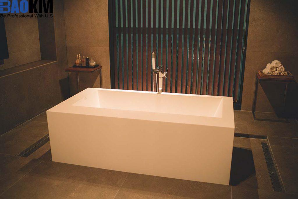 bồn tắm saturn bath xuất hiện trong phim ký sinh trùng