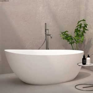bồn tắm đặt sàn