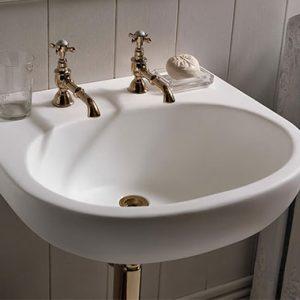 Chậu lavabo đá Solid Surface dòng Corian®