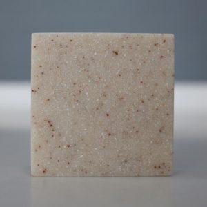 đá solid surface màu ivory mist