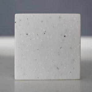 đá solid surface màu snow drift