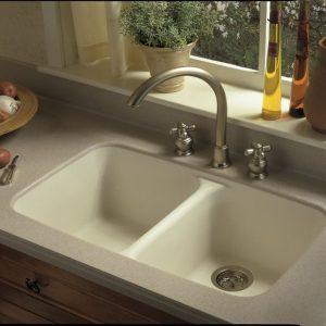 Chậu rửa bát đá Solid Surface dòng Montelli®