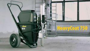 máy phun bột bả Wagner HC 750 SSP