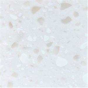 Đá Solid Surface màu Hailstorm