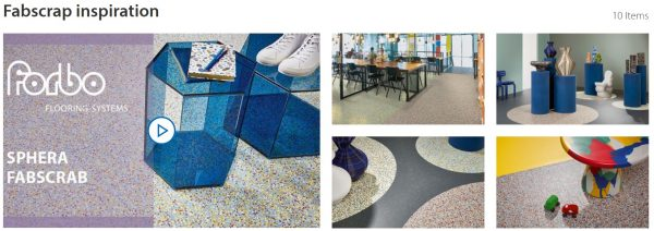sàn nhựa tự dán Fabscrap inspiration